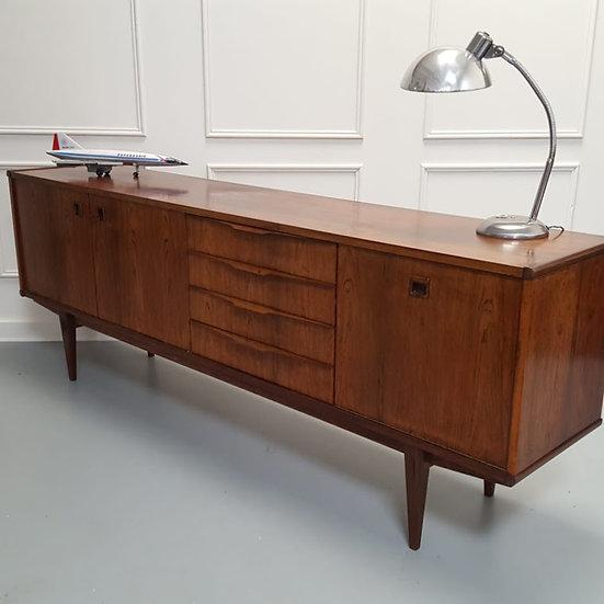 Fine 1960s Rosewood Sideboard