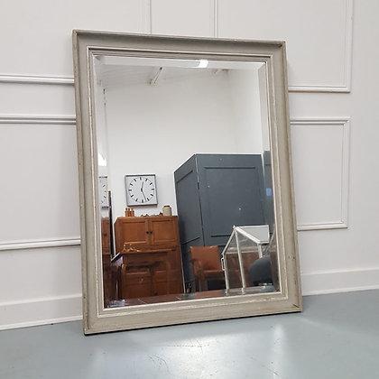 Grey French Landscape Mirror C1910