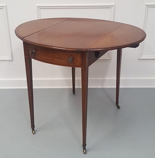 Antique English Pembroke Table C1900