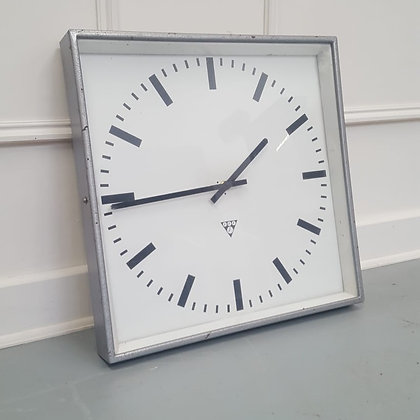 CzechStation Clock C1960