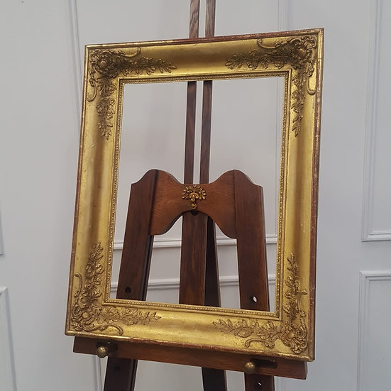 Early French Gilded Empire Frame c1820