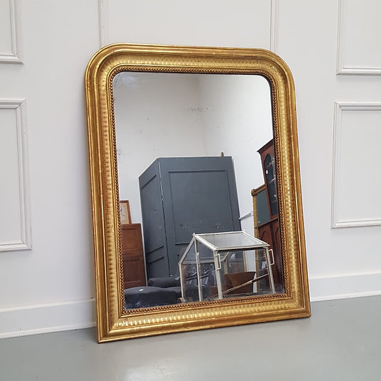 Antique French Louis Philipe Mirror