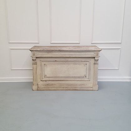 Decorative French Shop Counter C1870