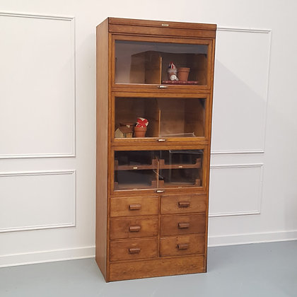 Dudley & Co, London Haberdashery Cabinet