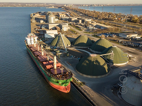 Port of Hamilton