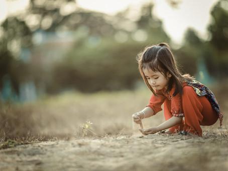 Den Mut haben nicht nur Sandburgen zu bauen