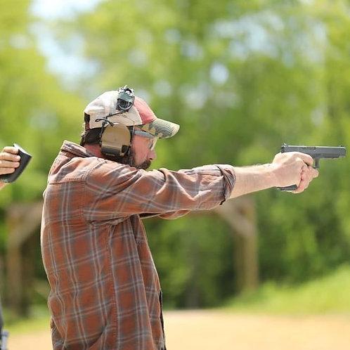 MCSC Tactical 2 Gun Match