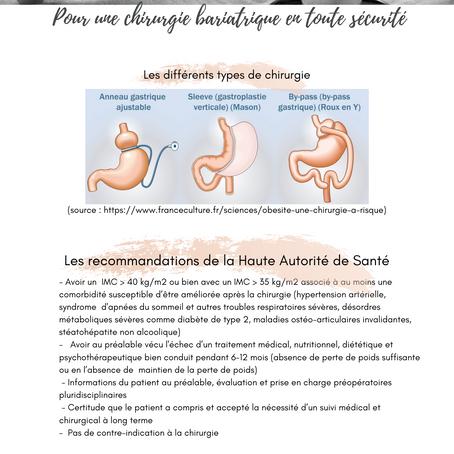 Podcast #19 [Cliché] La chirurgie bariatrique est une solution miracle contre l'obésité