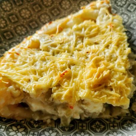 Recette : tarte aux blettes