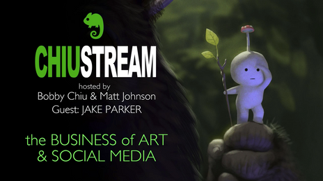 The Business of Art with Social Media | ChiuStream Takeaways