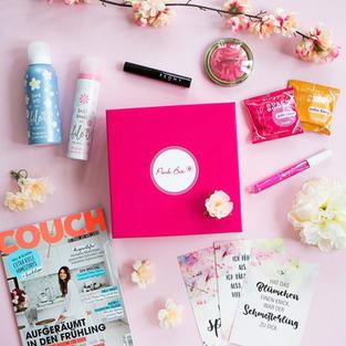 Beetique X Pink Box