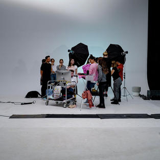 Behind the scenes - Beetique Launch Kampagne