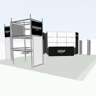 Design Dagi-Shop Messestand