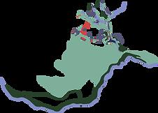 Petare sur El Campito map
