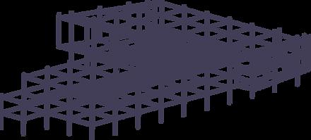 structure bamboo guadua block