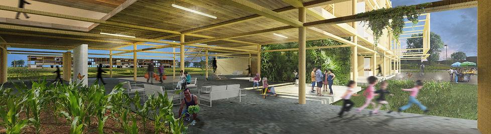 basic super block sustainable architecture