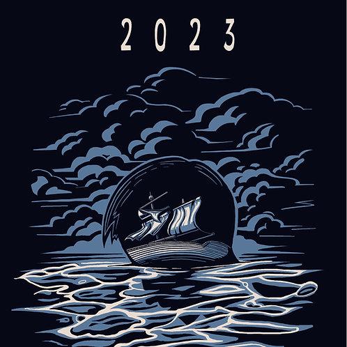 חוברת קומיקס 2023