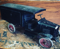 buddy L toy truck 1920/30's