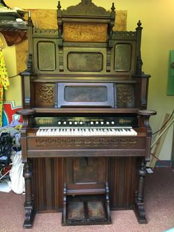 1800's Pump Organ