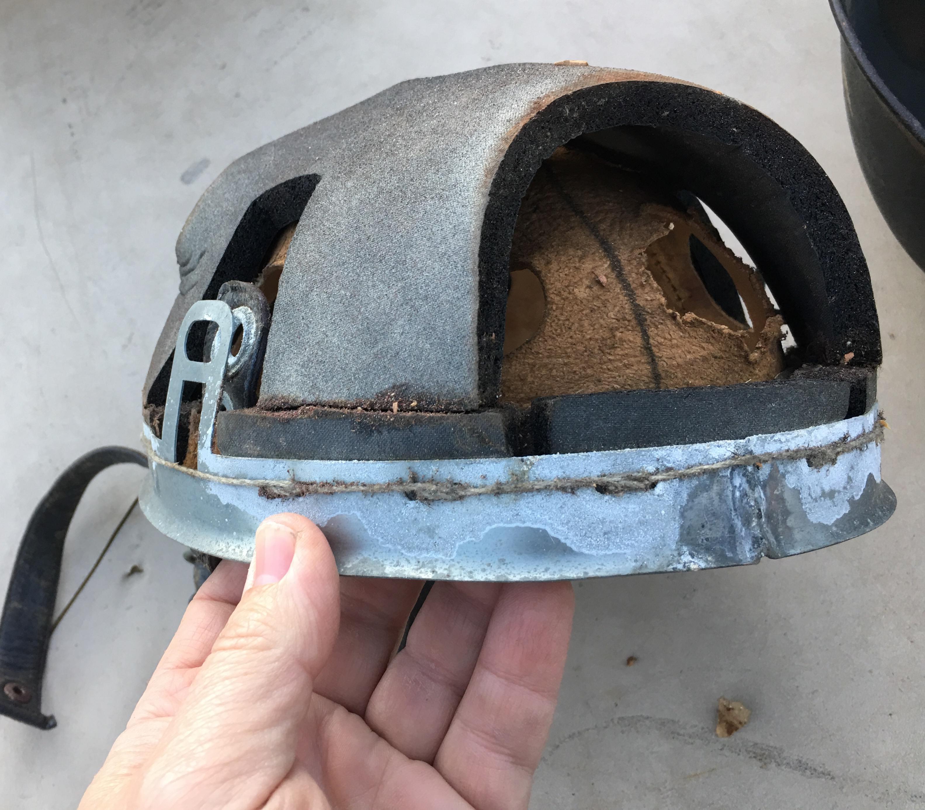 German Fallschirmjäger Helmet #2