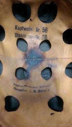 German Fallschirmjäger Helmet #1