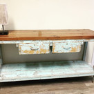 1950's Lathe Table Refurbished