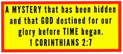 DOCTOR 2 CORINTHIANS BIBLE VERSE