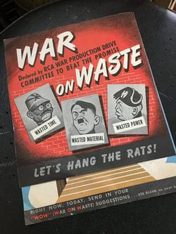 WW2 Propaganda Hitler RCA