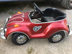 70's VW Pedal Car