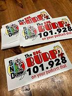 big burp bumper sticker 02