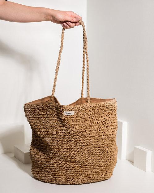 Monk&Anna - Tsue Straw Bag