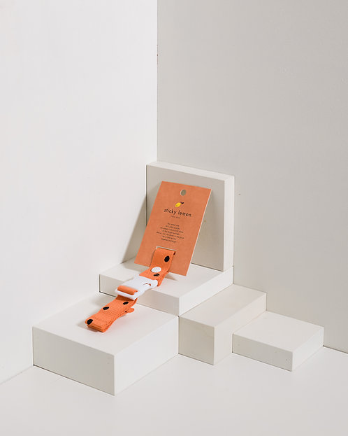 Chest Strap Freckles - Brustgurt - Carrot Orange