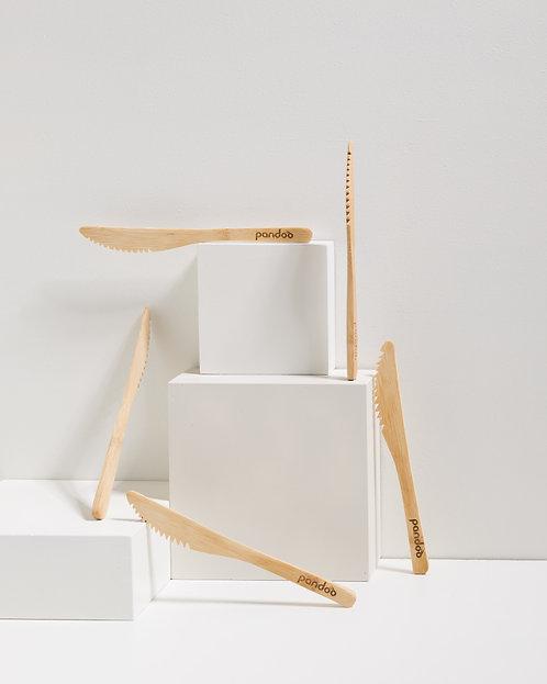 Bambus Besteck - Messer