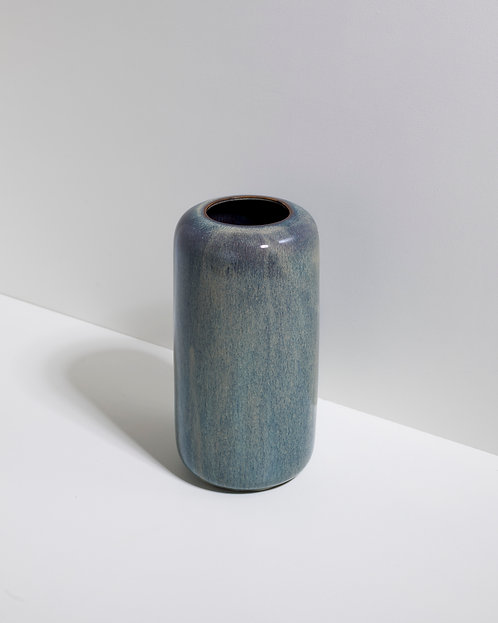 Große Keramikvase mit Ozeaneffekt