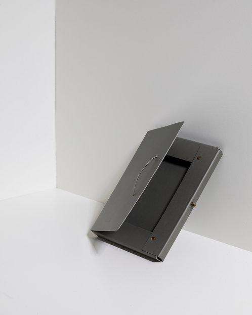 Dokumentenordner - Grau/Grün