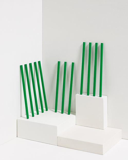 Bleistifte aus Recyceltem Zeitungspapier - 12Stk