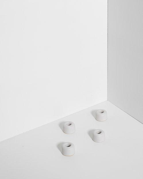 Zahnbürsten Halter – Weiß
