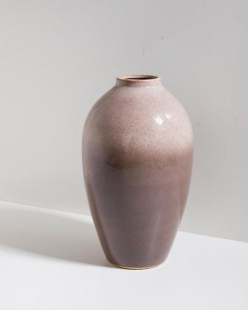 Vase 'Ingrid' - L - Taupe
