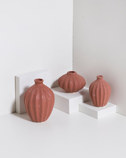 Vase 'AMALIE' - 3er Set