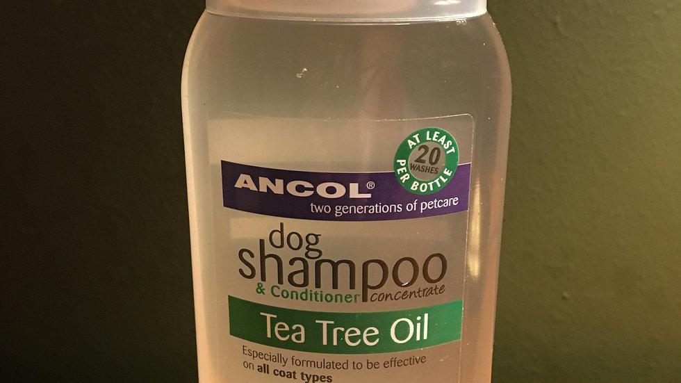 Ancol Tea Tree Oil Shampoo