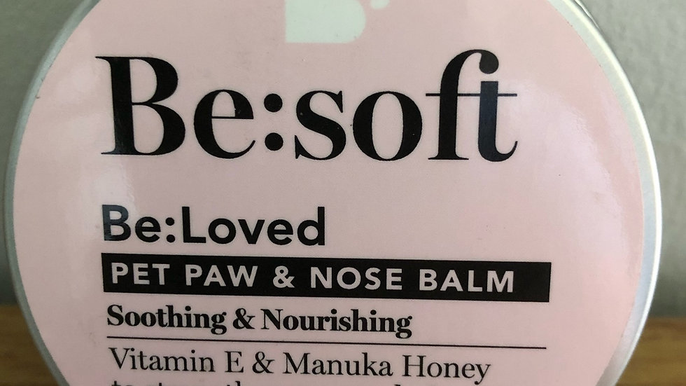 Be:Soft Pet Paw & Nose Balm