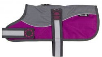 "Animate Padded Raspberry Harness Coat 8"" - Contact to order"
