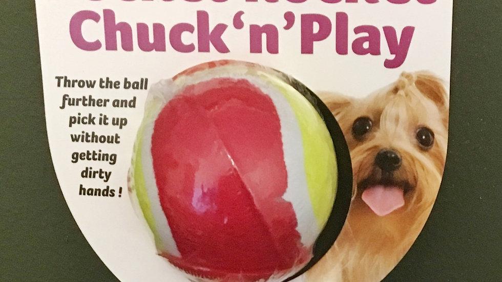 Pocket Rocket Chuck n Play