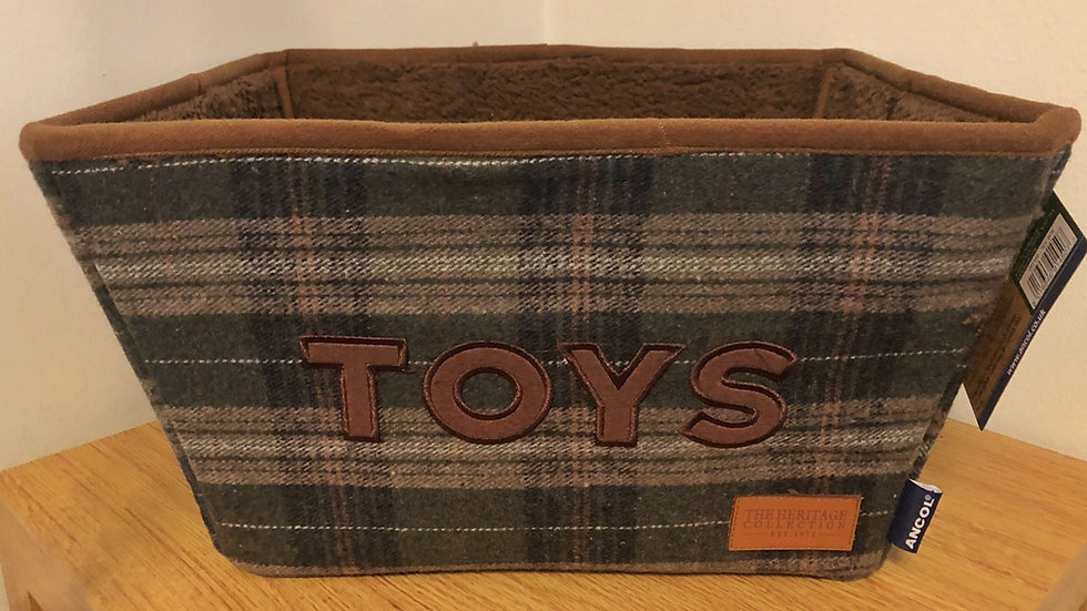 Heritage Toy Box