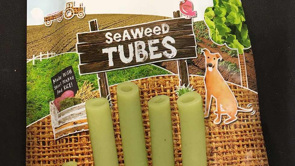 Benevo Pawtato Seaweed Tubes - 90g