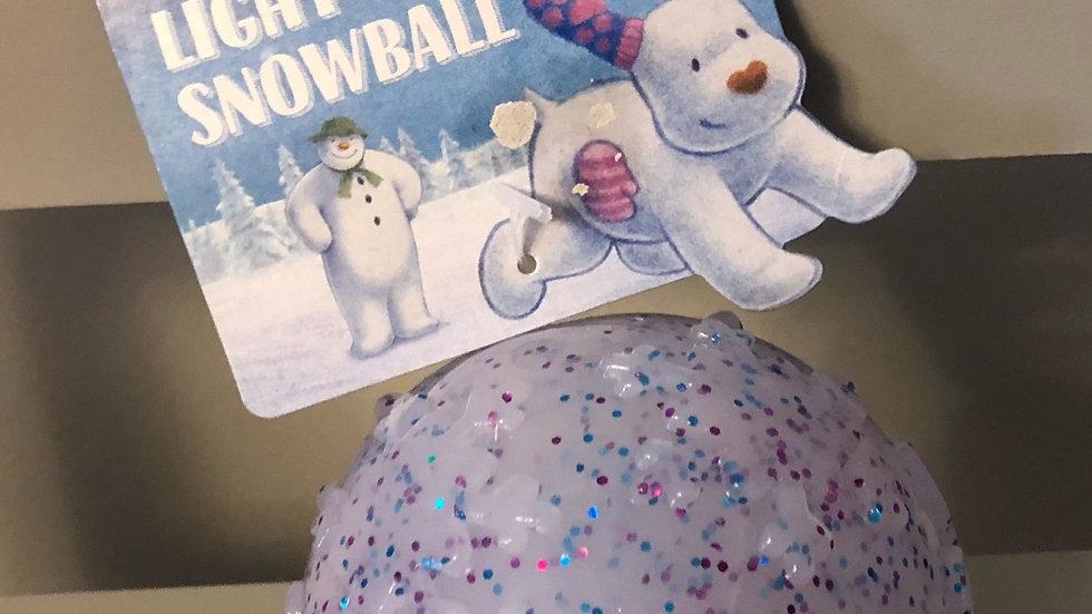 The Snowman Light Up Snowball