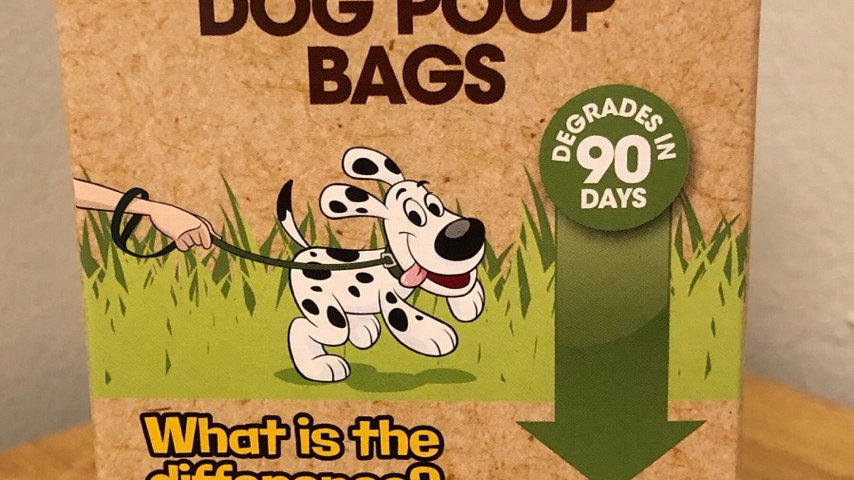 Bags on Board Biodegradable Dog Poop Bags