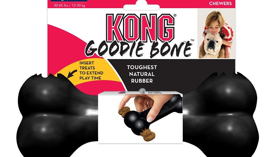 KONG Goodie Bone (2 Sizes)