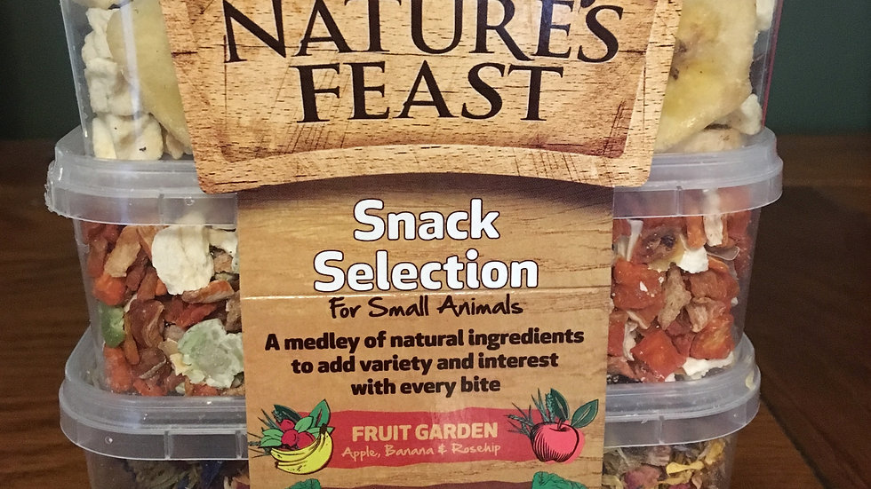 Nature's Feast Snack Selection