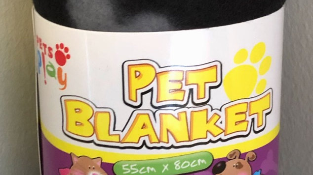 Pet Blanket for Cats & Dogs